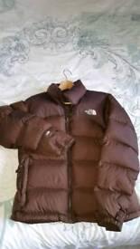 Women's North Face winter Coat