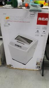 RCA BRAND NEW COMPACT PORTBLE WASHER 3.0 FT CU