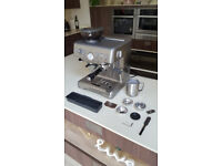 Sage Barista Express Coffee Espresso Machine