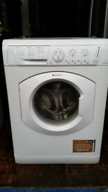 7kg 'Hotpoint' Washing Machine - Excellent condition / Free local delivery and fitting