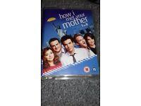 How I Met Your Mother - Series 1-8 -DVD