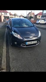 Automatic Ford Fiesta 1.4 5dr