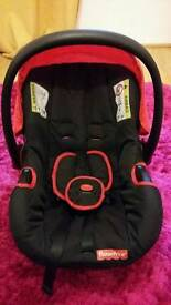 Fischer price car seat for infants and toddlers up to 15 kg weight