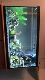 105 L fish tank
