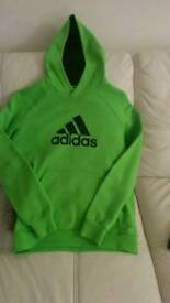 Adidas Hoodie Boys age 13-14 years