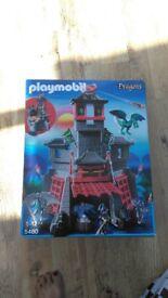 Play mobil 5480 dragon castle