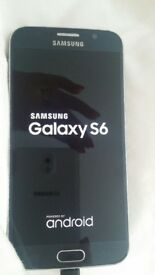 Brand new samsung galaxy S6