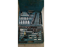127 piece quality Signet tool kit