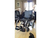 Electric wheelchair !need gone