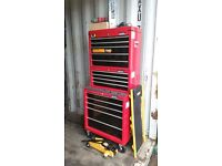 Halfords Tool box/MiddleBox/Rol Cab,All Tools,BRAND NEW JOB LOT, Ball-Bearing Chest,SNAPON/MAC TOOLS