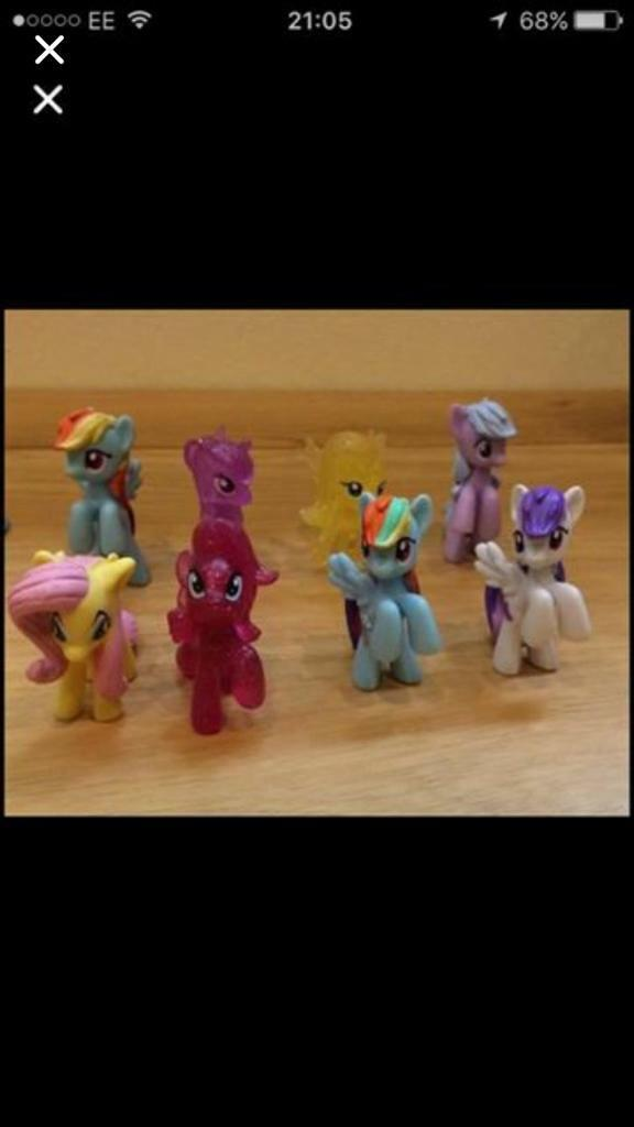 Shopkins & My Little Pony Bundle