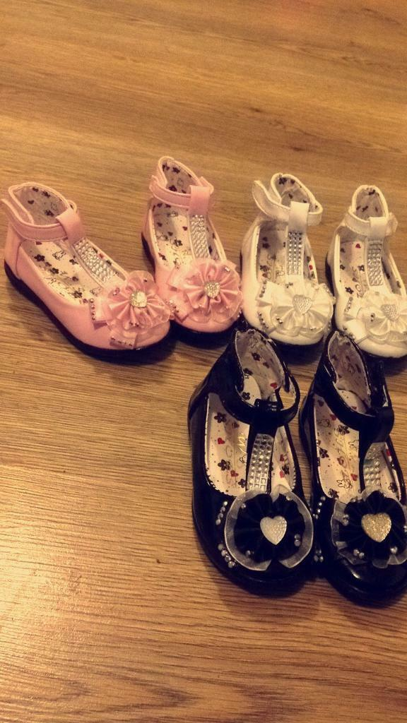 Girls infant size 3