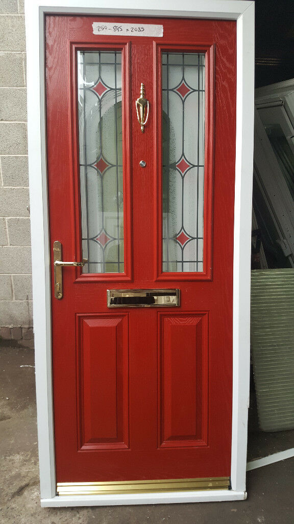 Various Sizes Of Brand New Used UPVC Composite Doors French Sliding Patios For Sale
