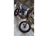 Welsh Pitbike Stomp 160cc