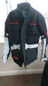 Motorcycle Jacket Unixes size M