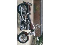 Harley Davidson FLSTC 1340cc