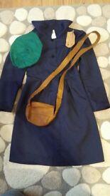 World War 11 Evacuee costume (Size: M)