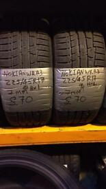 WINTER TYRE CLEARANCE SALE