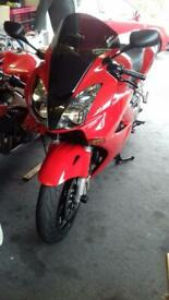 2002 Honda VFR 800 immaculate condition