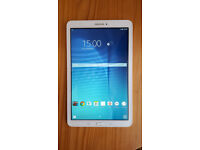 Samsung Galaxy Tab E 9.6 Inch 8GB Android Tablet - WIFI - MicroSD port - White - RRP £179.99