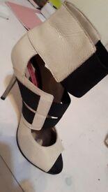 Karen Millen, Kurt Geiger, River Island and French connetion shoes