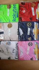 Kids football kits 2018/2019 age 5 to 8 years