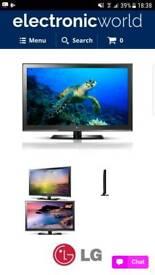 LG 42IN HD TV