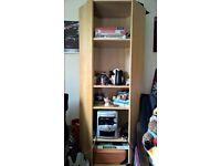 Ikea corner shelves unit