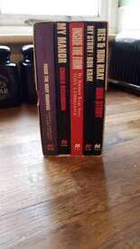 Set of books on The Krays