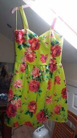 Cameo Rose dress
