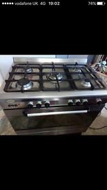 Baumatic range cooker 900/600