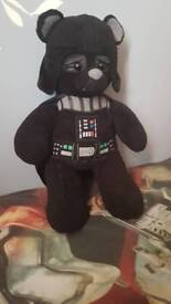 Darth vader build a bear with sound