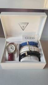Guess warch boxed