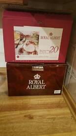 Royal Dolton tea/dinner set