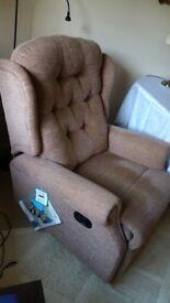 Celebrity Woburn manual recliner