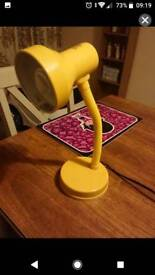 Childrens desk lamp