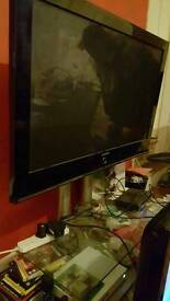 "Samsung 42"" tv spares or repair"