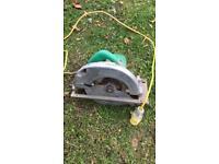 Circular saw 110 volt