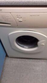 Good Working Order Hotpoint Aquarius Washing Machine
