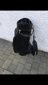 J lindeberg tour bag