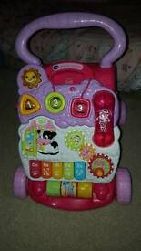 V tech baby walker.