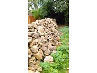 Building stone Garden walls etc