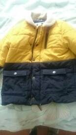 M&S outdoor expedition coat age 11-12
