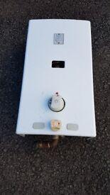 Gas boiler - Vaillant - Propane/Butane (Caravan) 11.7 kW