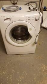 Spares or repair Candy washing machine