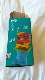 Crayon Stack Jack game