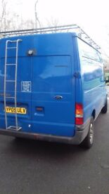 Ford transit Van mwb