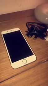 Apple iPhone 6, 16gb, gold IMMACULATE