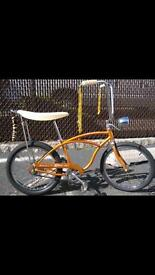 Wanted Schwinn stingray, fastback or krate
