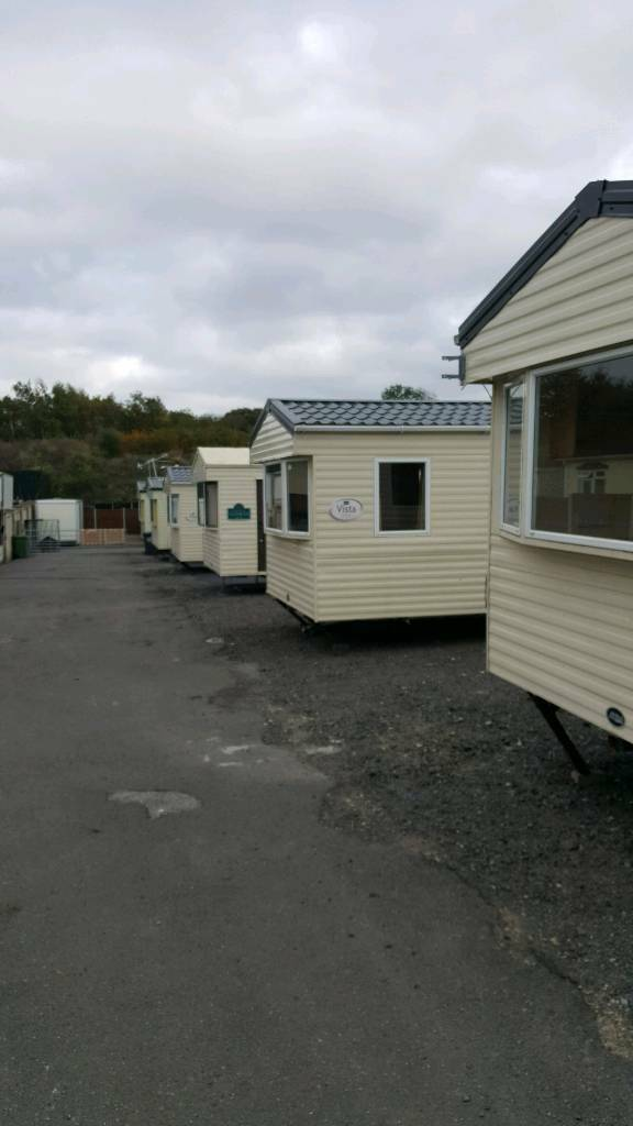 Static caravans 2 more ready from 14th oct